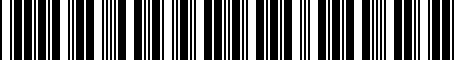 Barcode for E3610LS460
